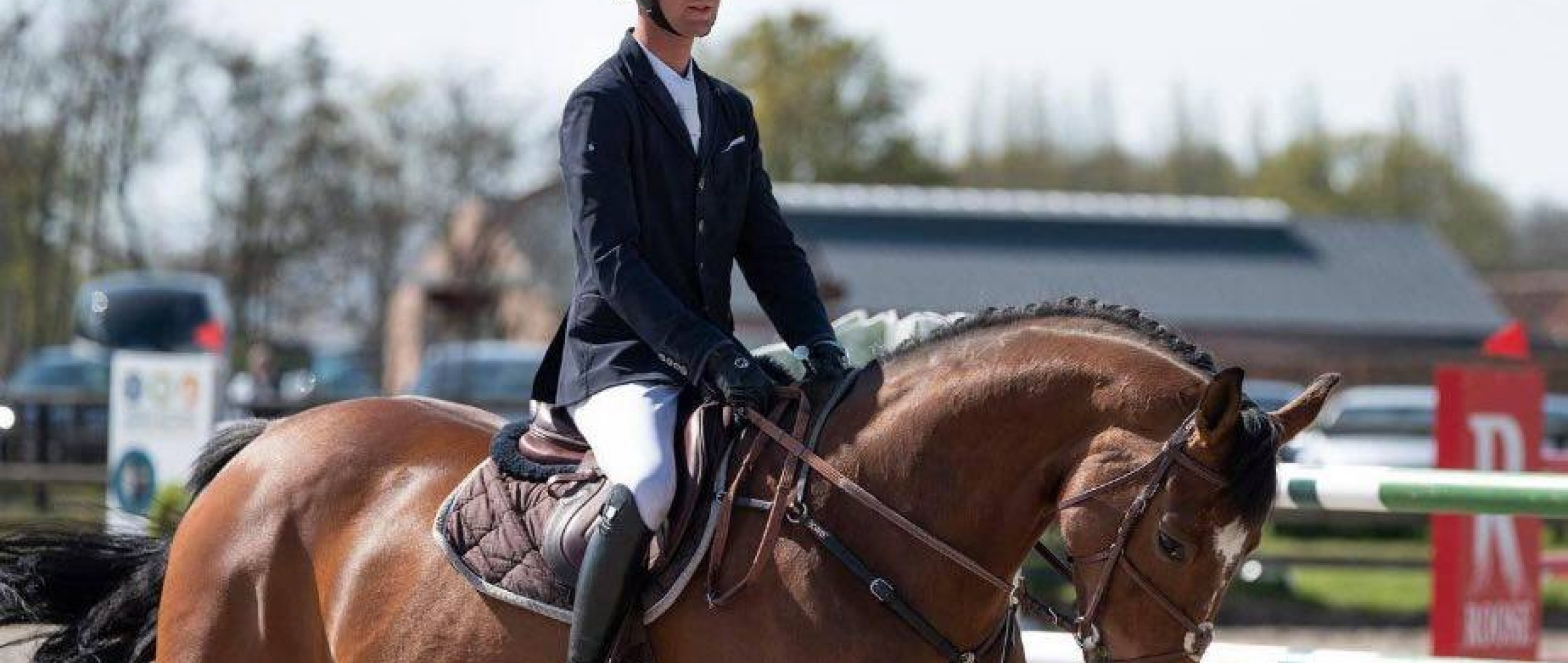 Kick off AG being star of the weekend at CSI*** Lier